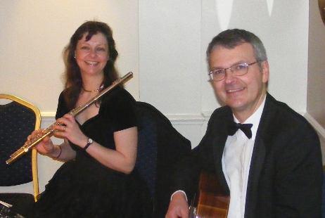 Carillon Flute & Guitar