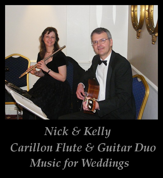 Flute & Guitar for Wedding Ceremonies